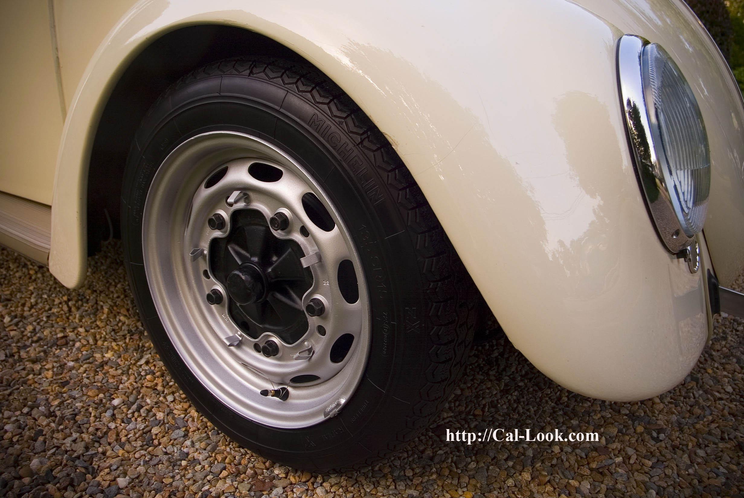 Porsche 356 Wheel Restoration Part Iii Technical Articles