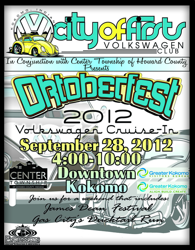 Kokomo Octoberfest Vw Cruise Events Ranchotransaxles Com