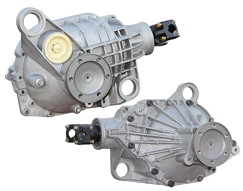 PRO-4 FRONT DIFFERENTIAL