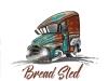 Bread truck 1955- Vertical