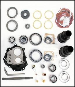 Deluxe Transaxle Rebuild Kit | Press Releases | RanchoTransaxles com