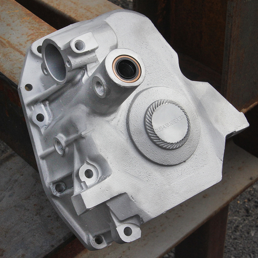 Rancho Subaru 5-speed conversion for Type 1, 2 and Vanagon