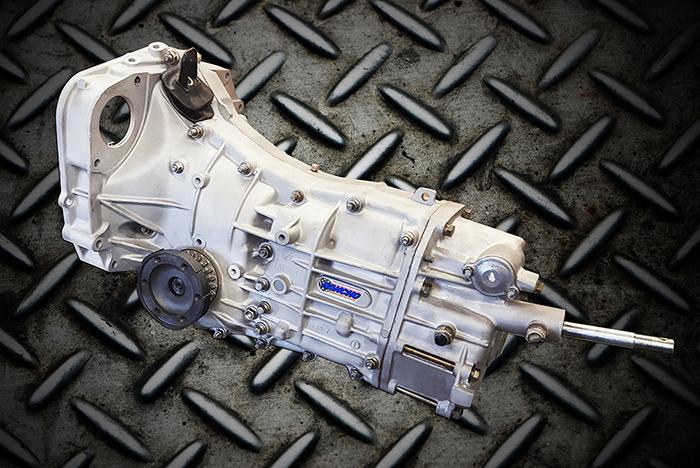 Rancho Subaru 5-speed conversion for Type 1, 2 and Vanagon | Rancho